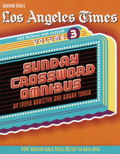 Los Angeles Times Sunday Crossword Omnibus, Volume 3 Cover
