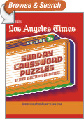 Los Angeles Times Sunday Crossword Puzzles, Volume 23