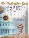 The Washington Post Sunday Crossword Omnibus, Volume 2
