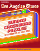 Los Angeles Times Sunday Crossword Puzzles, Volume 21