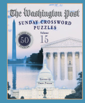 The Washington Post Sunday Crossword Puzzles, Volume 15 Cover
