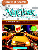 New York Magazine Crosswords, Volume 6