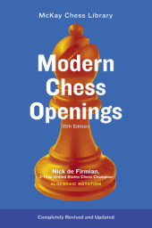 Modern Chess Openings, 15th Edition Cover