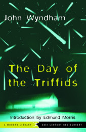 The Day of the Triffids Cover