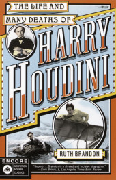The Life and Many Deaths of Harry Houdini Cover