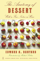 The Anatomy of Dessert Cover