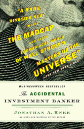 The Accidental Investment Banker Cover
