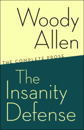 The Insanity Defense Cover