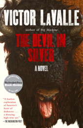 The Devil in Silver Cover