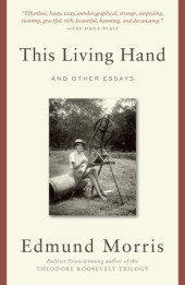 This Living Hand Cover