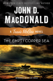 The Empty Copper Sea Cover