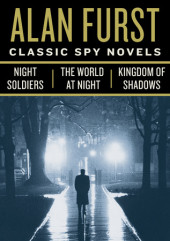 Classic Spy Novels 3-Book Bundle Cover