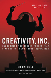 Enter for a Chance to Win CREATIVITY, INC by Ed Catmull