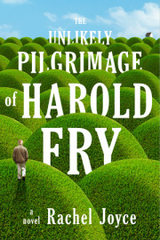 Enter for the chance to win THE UNLIKELY PILGRIMAGE OF HAROLD FRY by Rachel Joyce