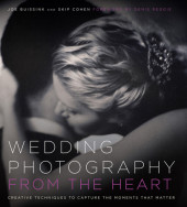 Wedding Photography from the Heart Cover