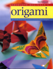 Absolute Beginner's Origami Cover
