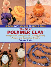 The Art of Polymer Clay Cover