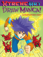 Draw Manga! Cover