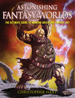 Astonishing Fantasy Worlds