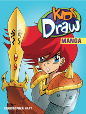 Kids Draw Manga Cover