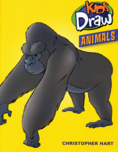 Kids Draw Animals Cover