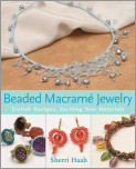 Beaded Macrame Jewelry