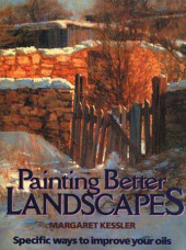 Painting Better Landscapes Cover