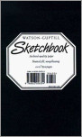 Small Sketchbook (Kivar, Black)