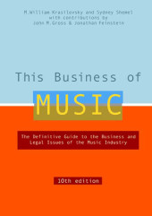 This Business of Music, 10th Edition Cover