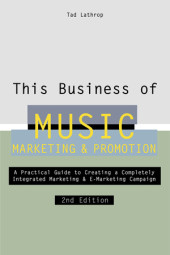 This Business of Music Marketing and Promotion Cover