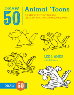 Draw 50 Animal 'Toons