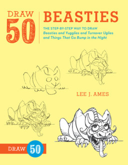 Draw 50 Beasties