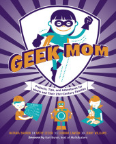 Geek Mom Cover