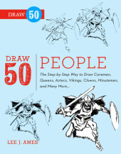 Draw 50 People Cover