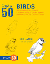 Draw 50 Birds Cover