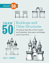 Draw 50 Buildings and Other Structures Cover