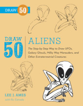 Draw 50 Aliens Cover