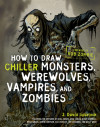 San Diego Comic Con 2011: Interview with J. David Spurlock, 'How to Draw Chiller Monsters, Werewolves, Vampires and Zombies'
