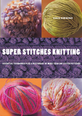 Super Stitches Knitting Cover