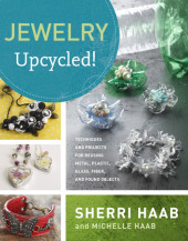 Jewelry Upcycled! Cover
