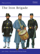 The Iron Brigade Cover