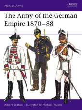 The Army of the German Empire 1870-88 Cover