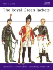 The Royal Green Jackets Cover