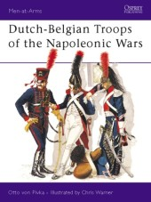 Dutch-Belgian Troops of the Napoleonic Wars Cover