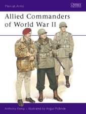 Allied Commanders of World War II Cover