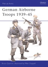 German Airborne Troops 1939-45 Cover