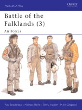 Battle for the Falklands (3) Cover