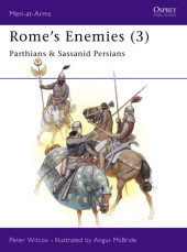 Rome's Enemies (3) Cover