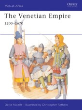 The Venetian Empire 1200-1670 Cover
