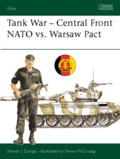 Tank War - Central Front NATO vs. Warsaw Pact Cover